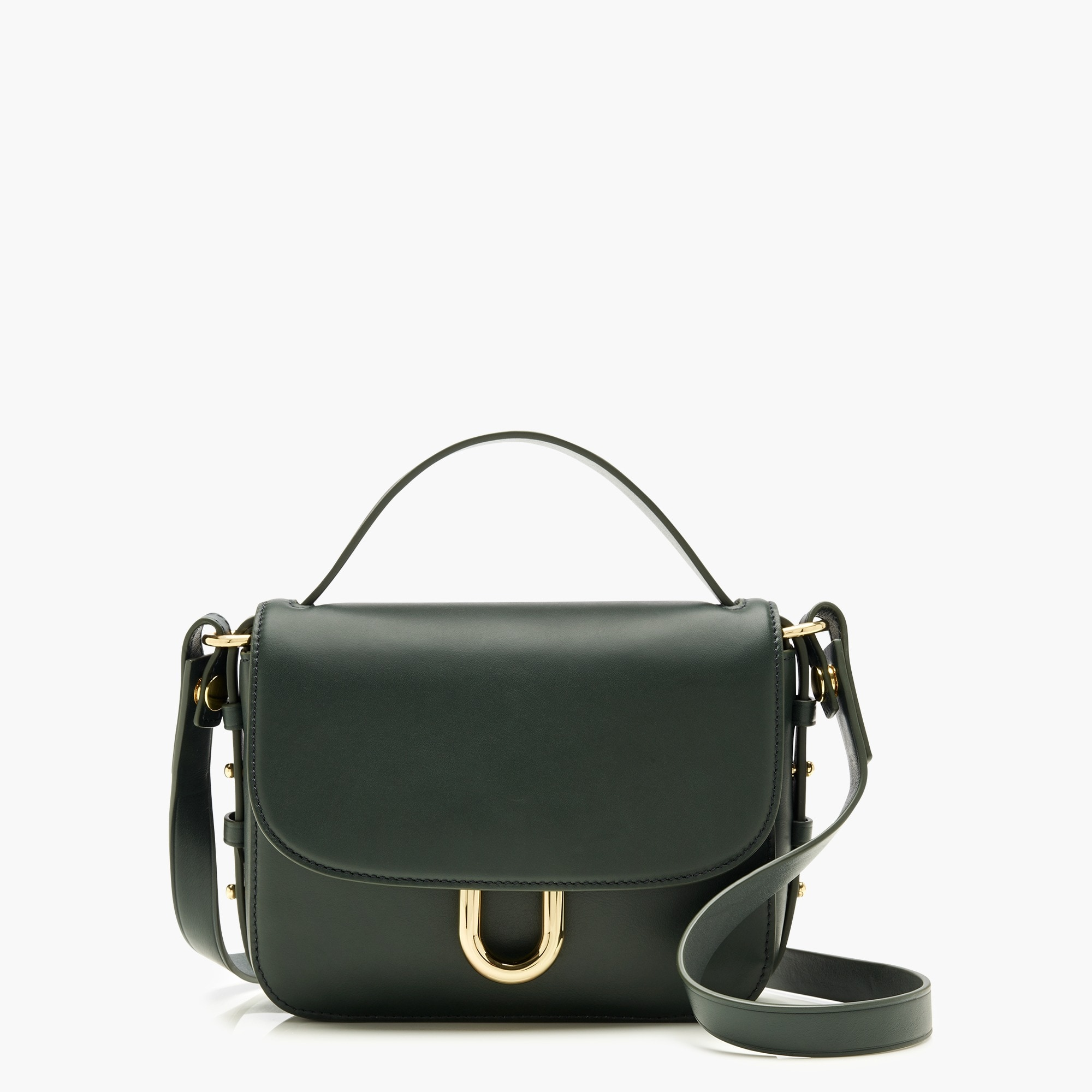 womens Harper crossbody bag in Italian leather