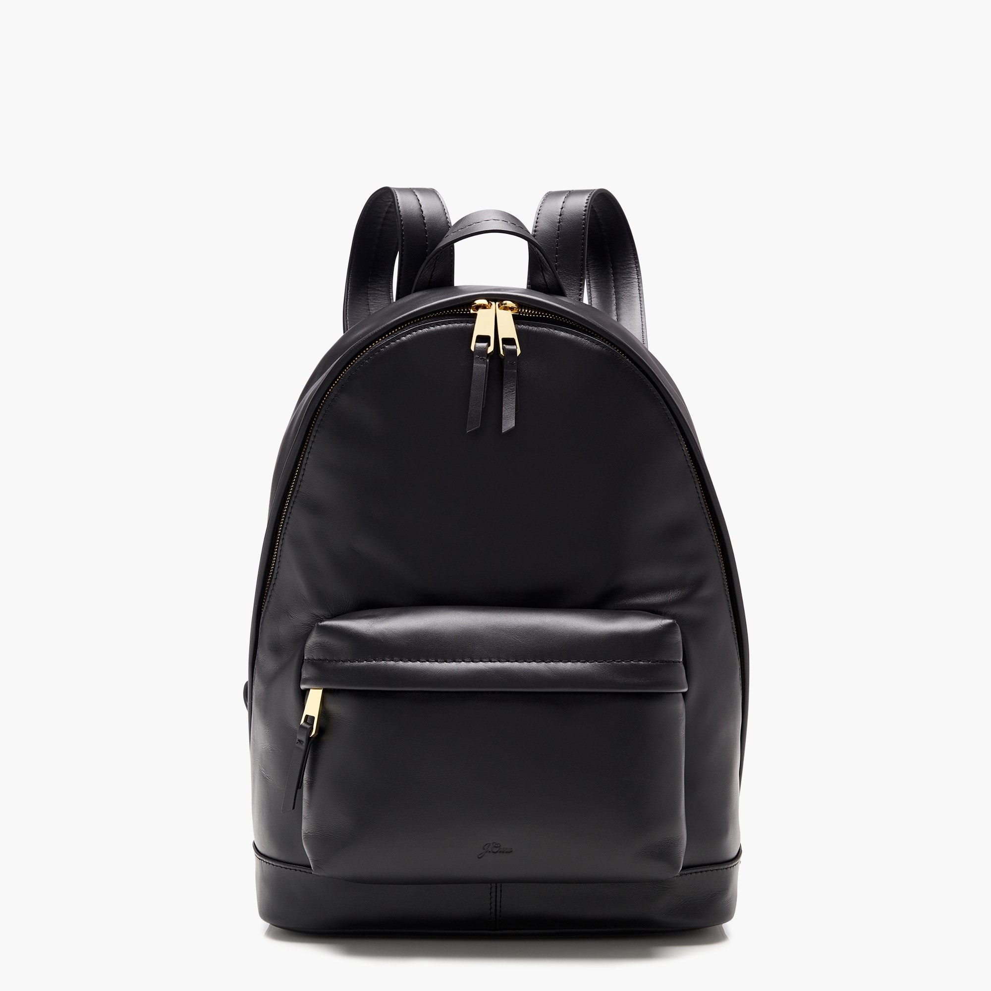 The Harper backpack in Italian leather