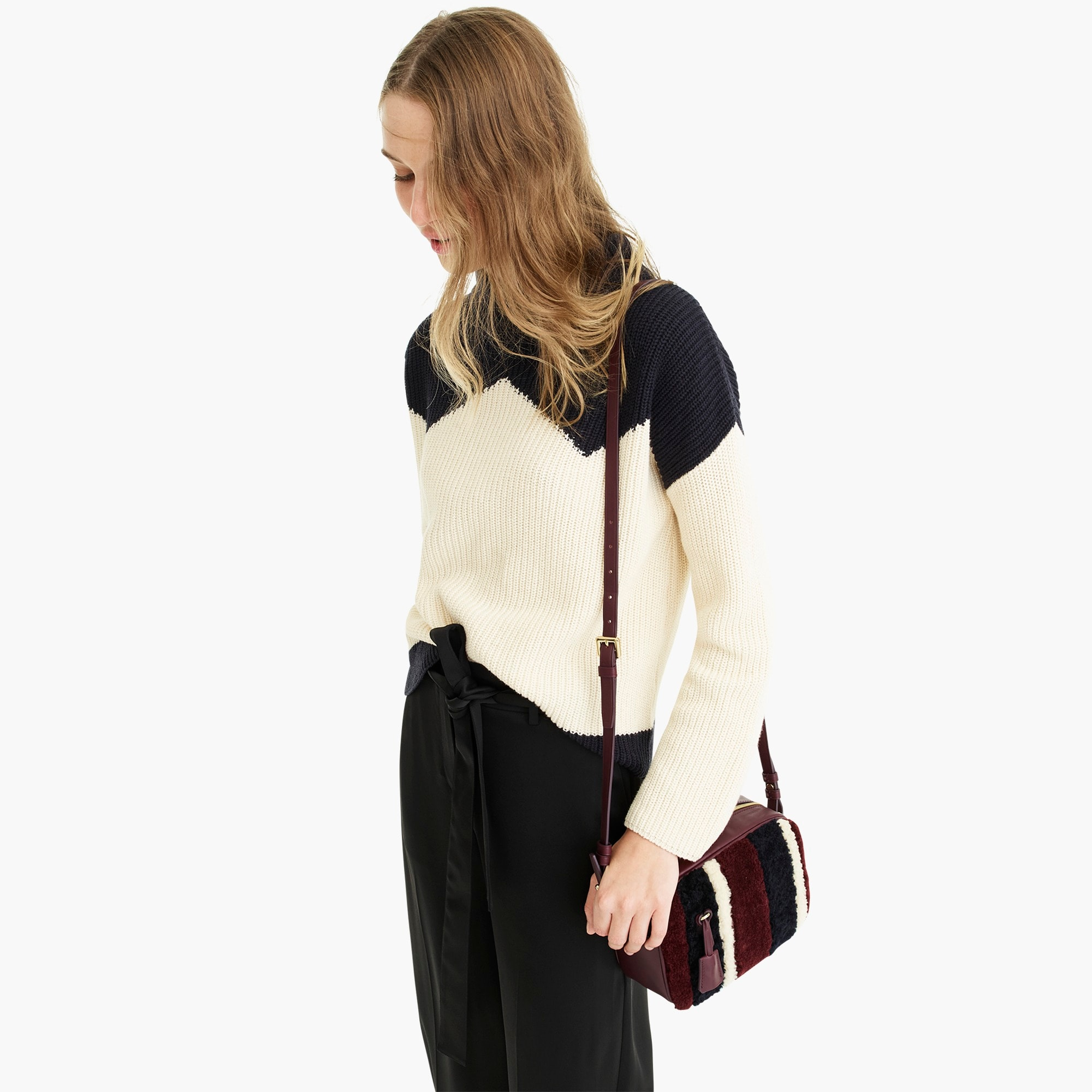 womens The Reeds X J.Crew ski sweater