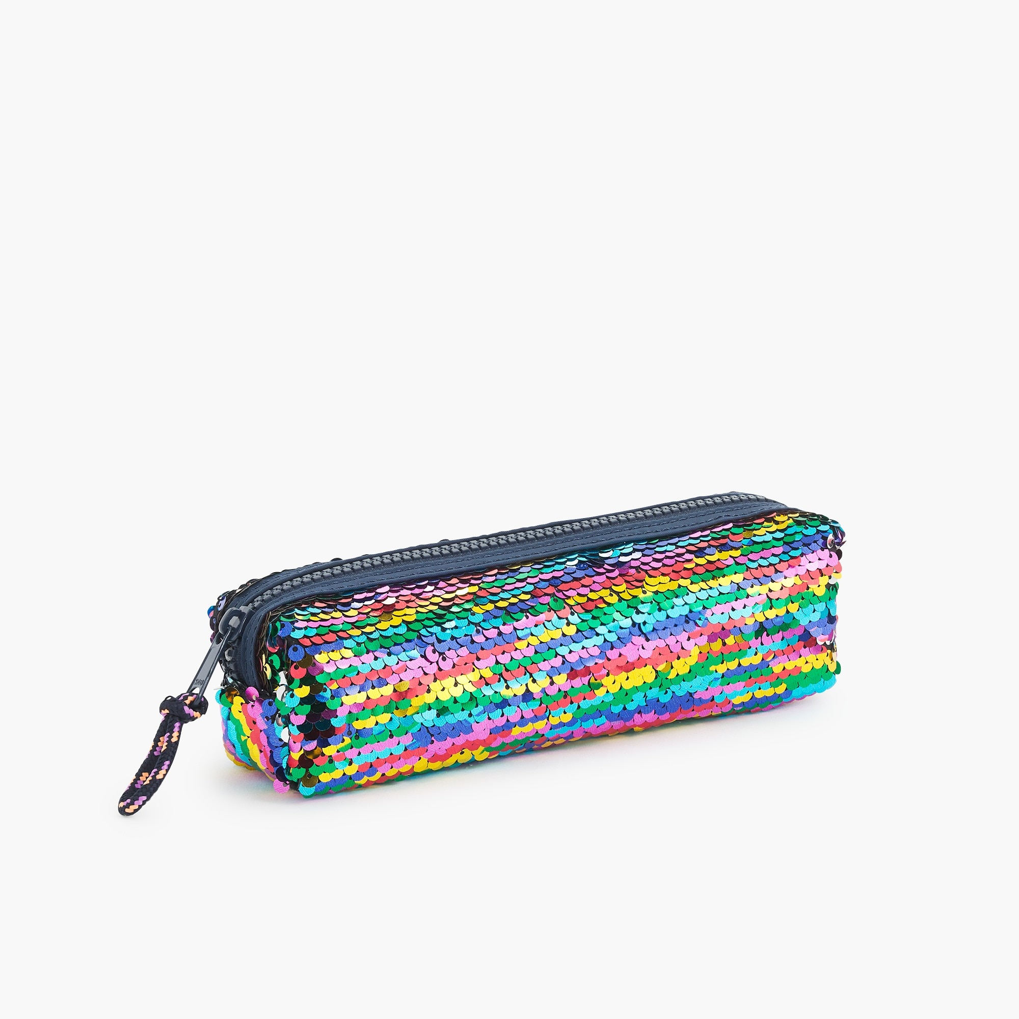 girls Girls' pencil case in reversible sequins