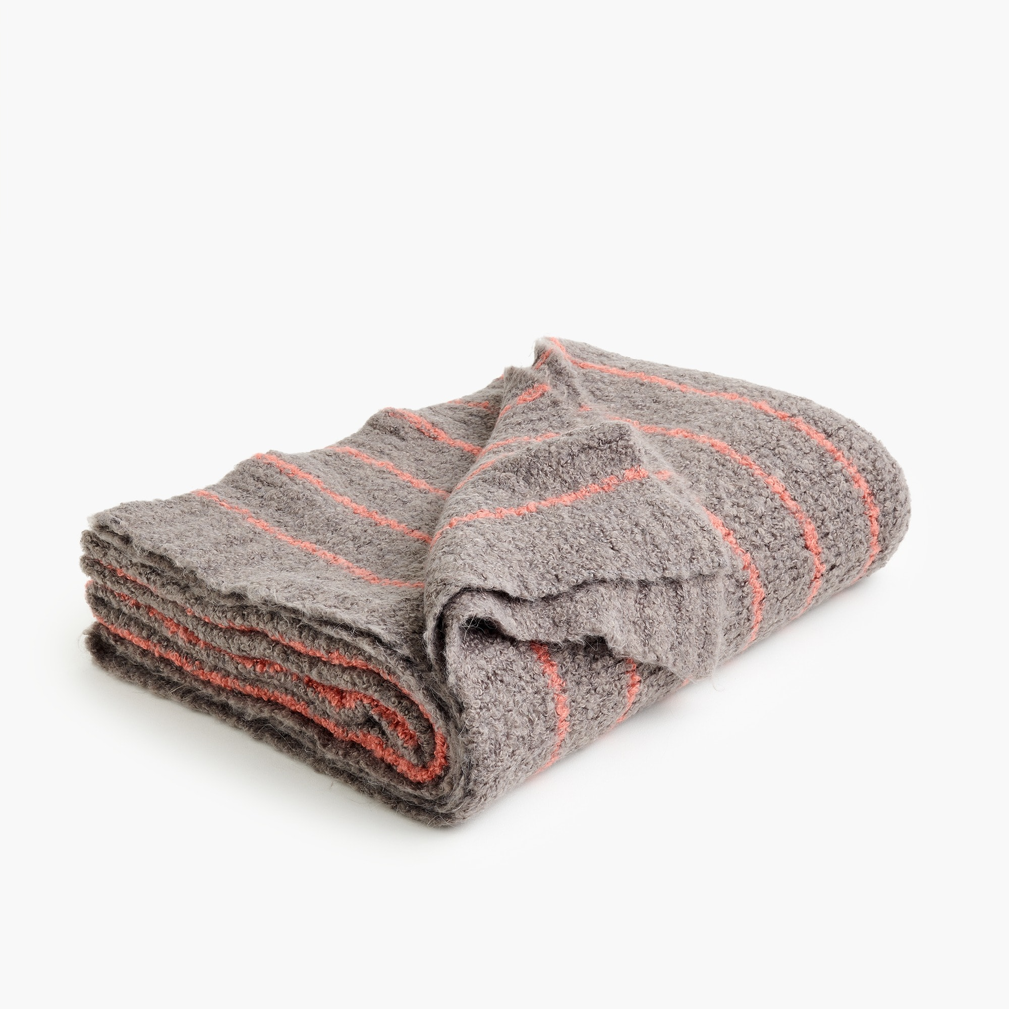mens Compono rugby throw in thin stripe