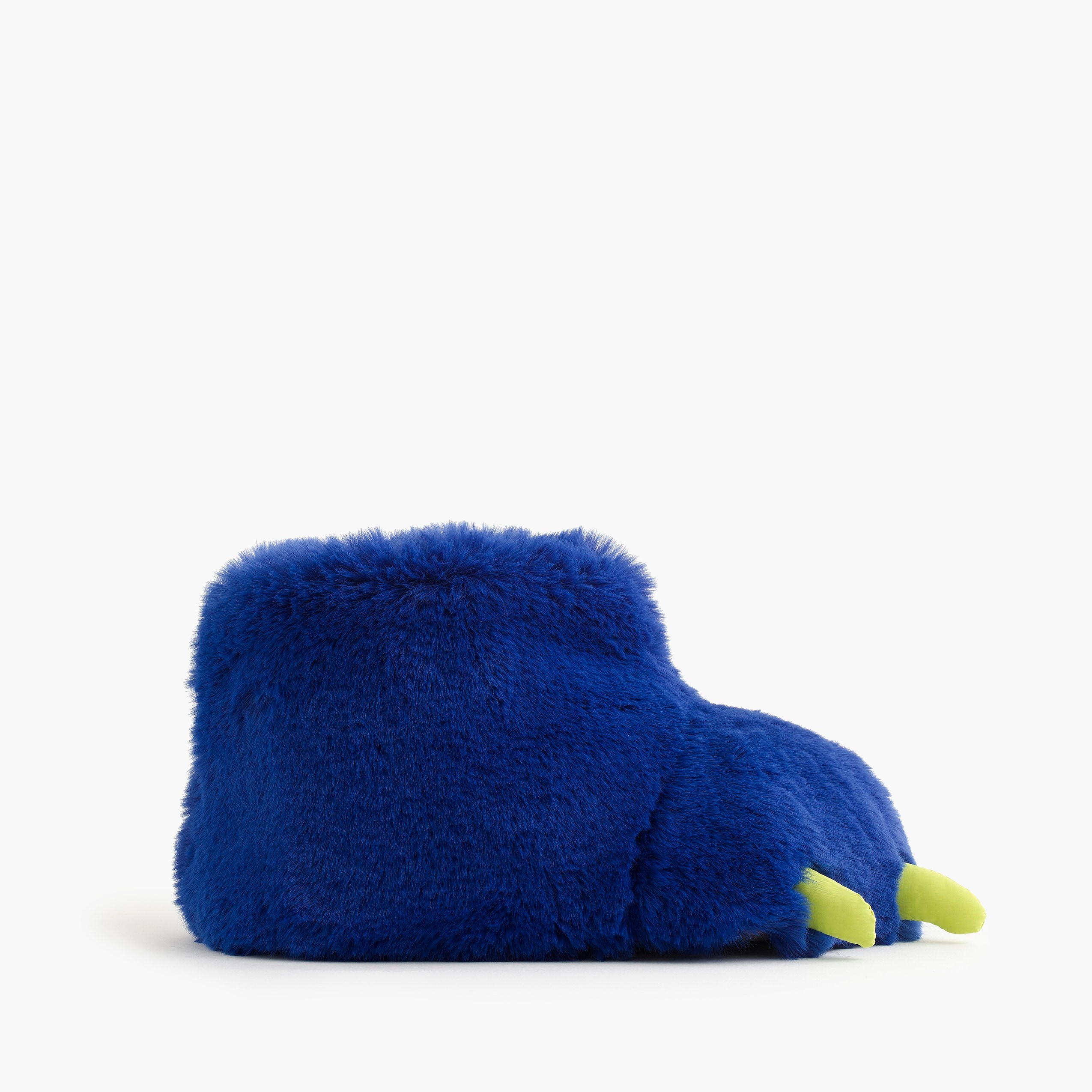 boys Kids' monster paw slippers