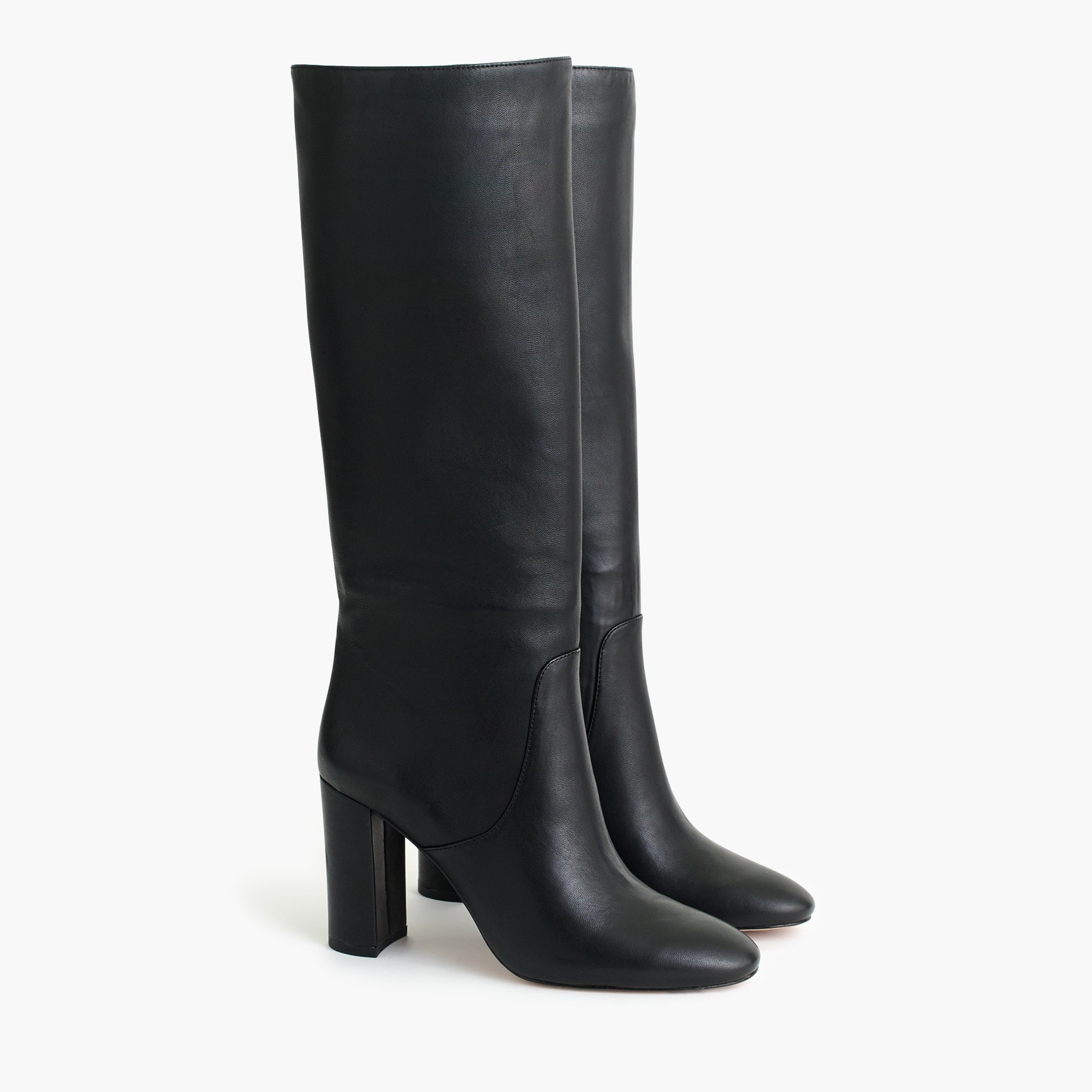 womens Tall high-heel boots
