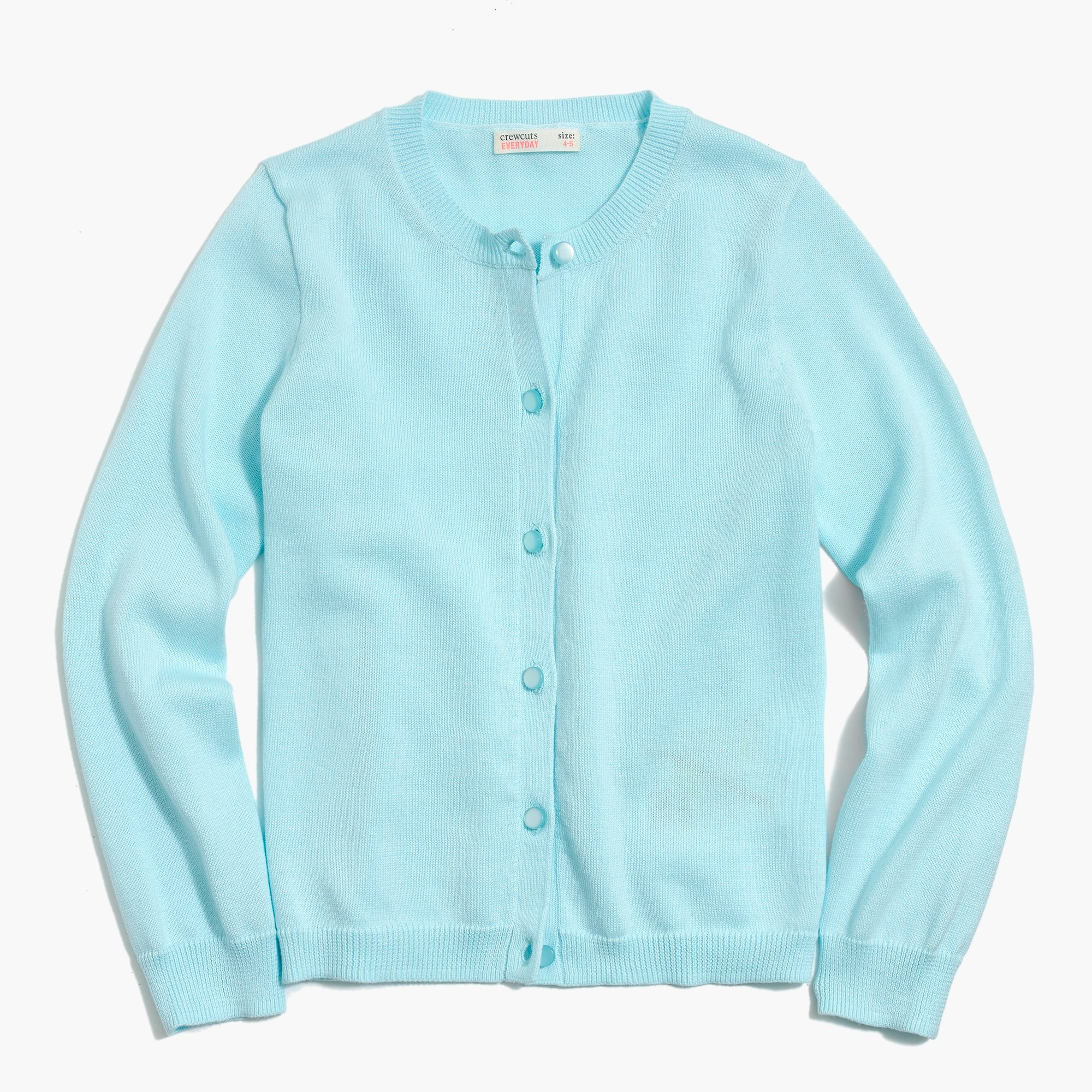 girls Girls' J.Crew Mercantile Casey cardigan sweater