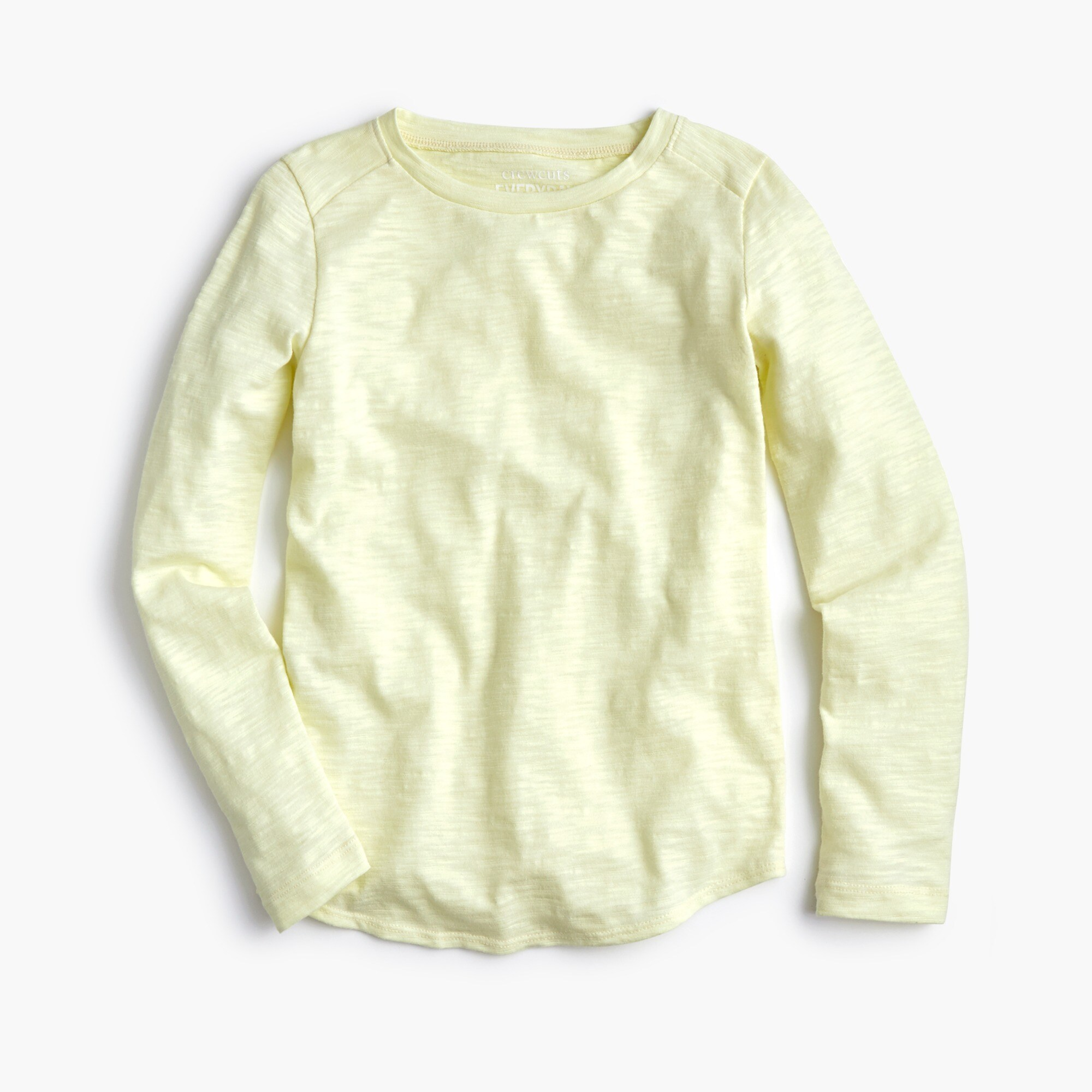 girls Girls' J.Crew Mercantile long-sleeve T-shirt