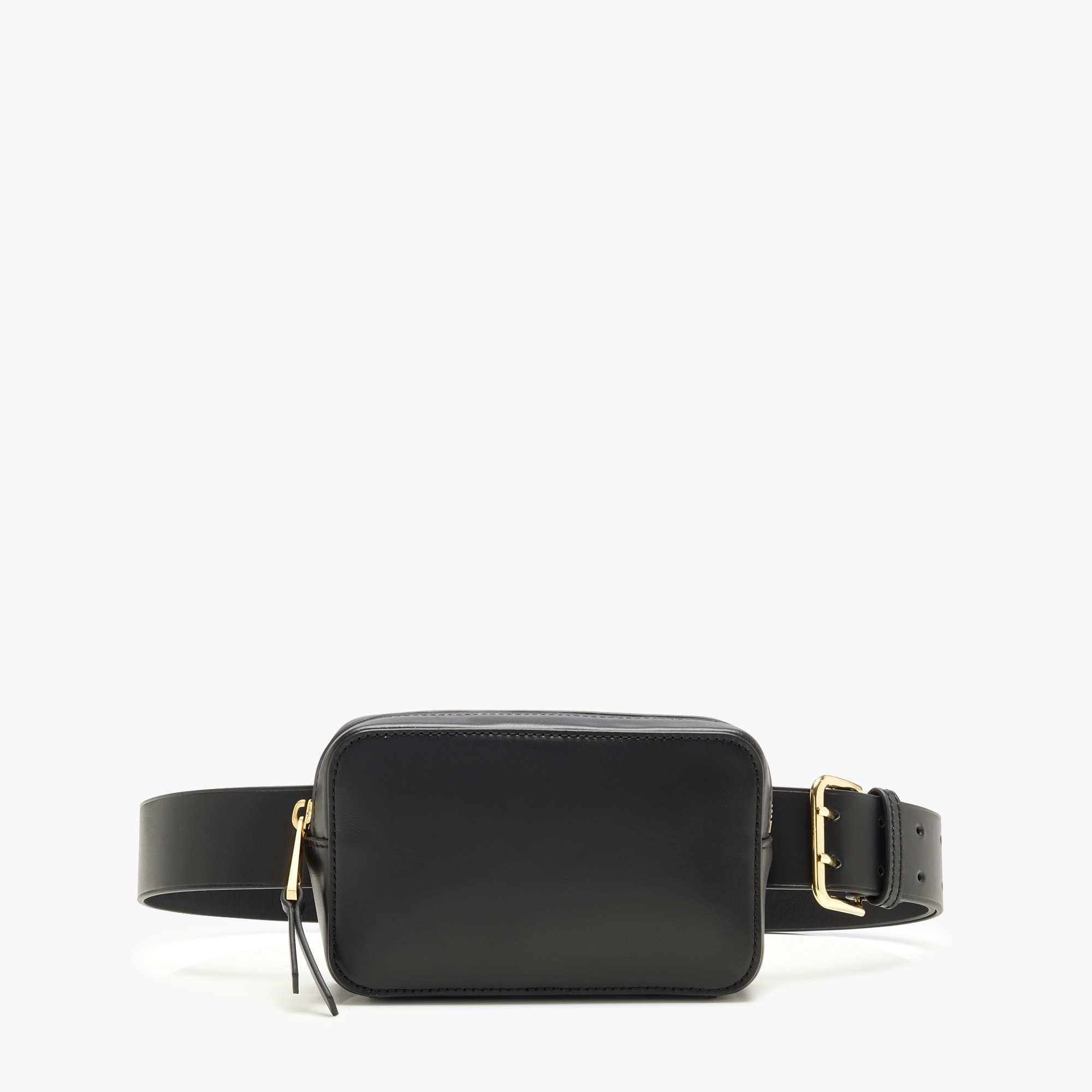 womens Harper fanny pack in Italian leather