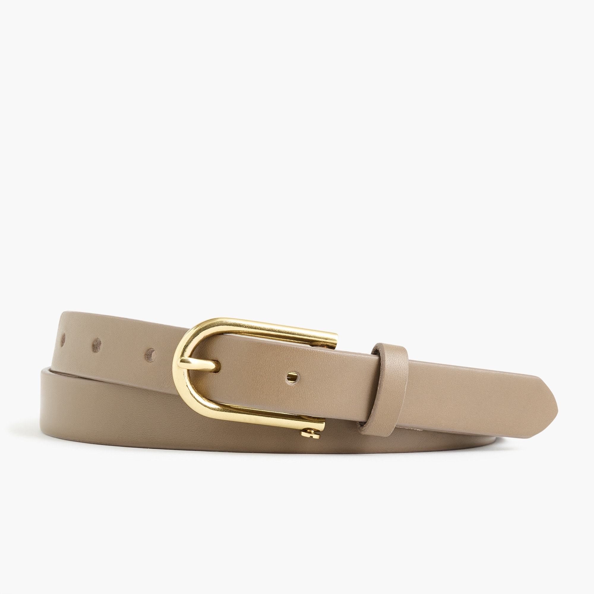 womens The Harper belt in Italian leather