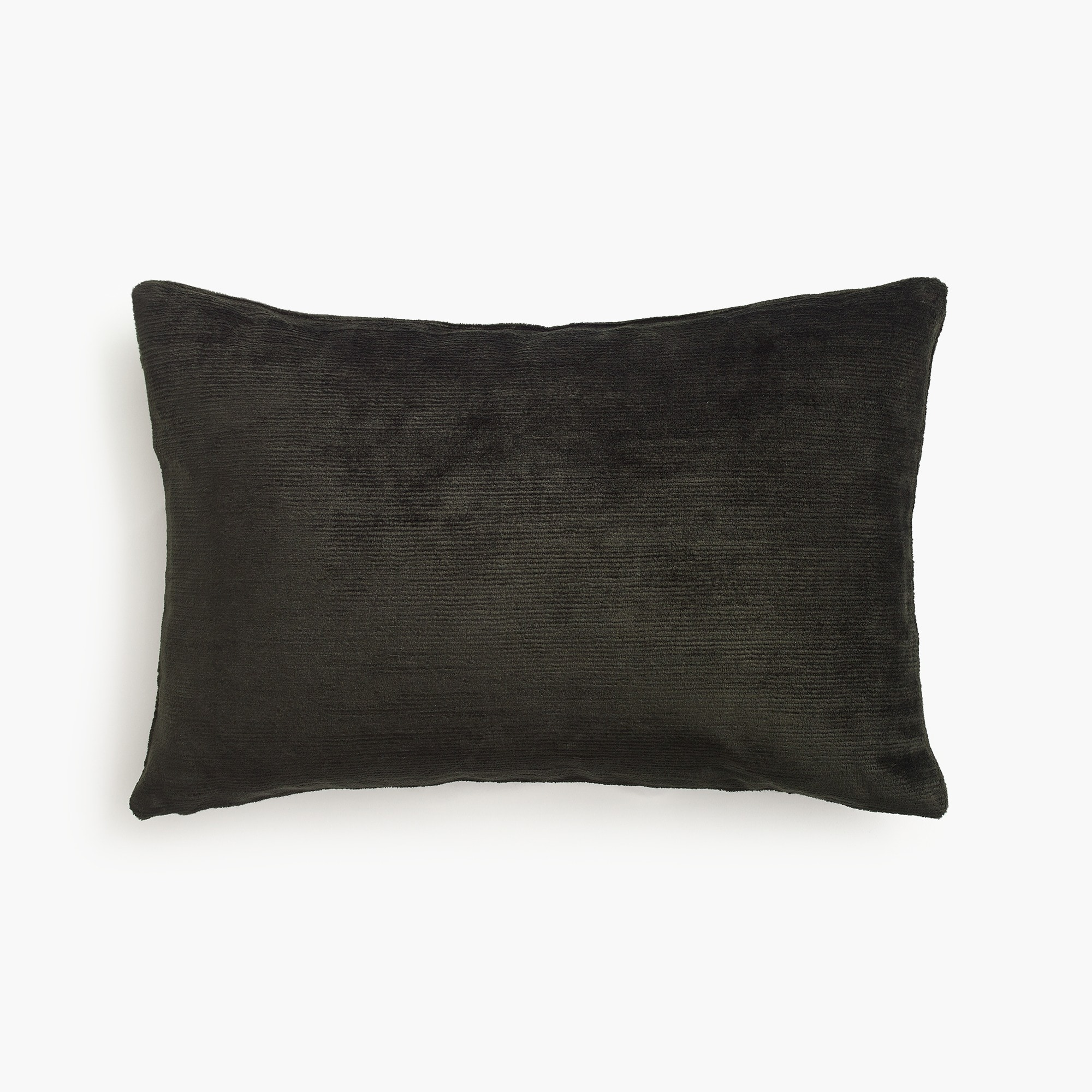 mens Compono velvet lumbar pillow