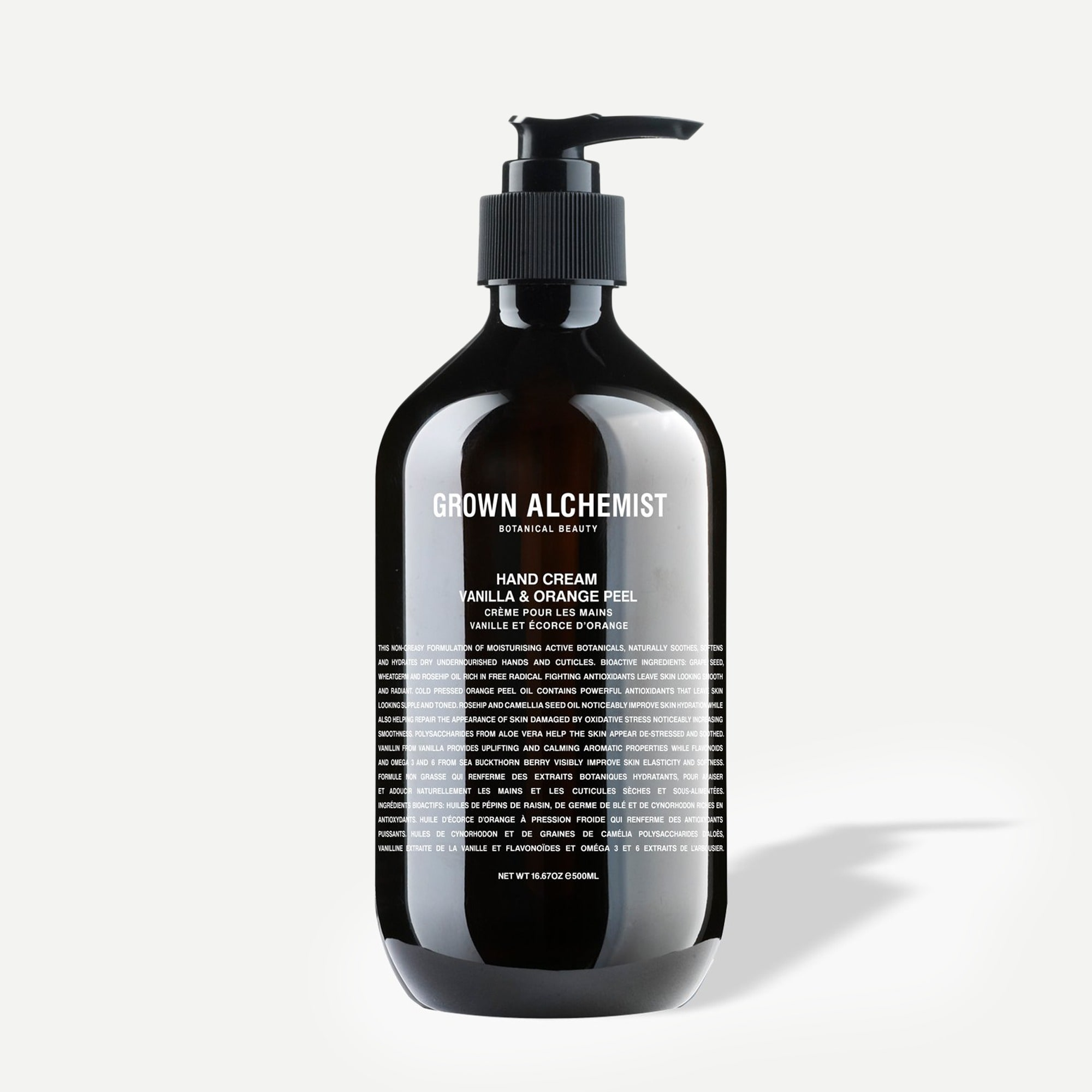 mens GROWN ALCHEMIST® 500 ml hand cream