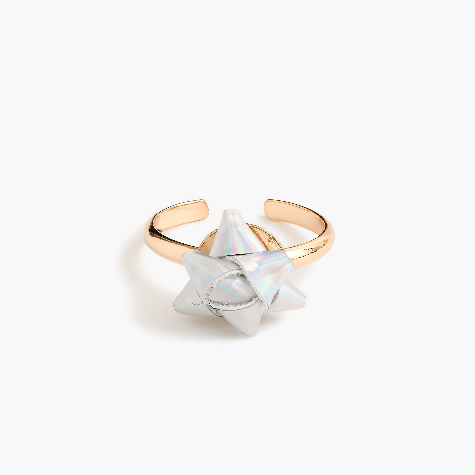 girls Girls' gift-bow rings