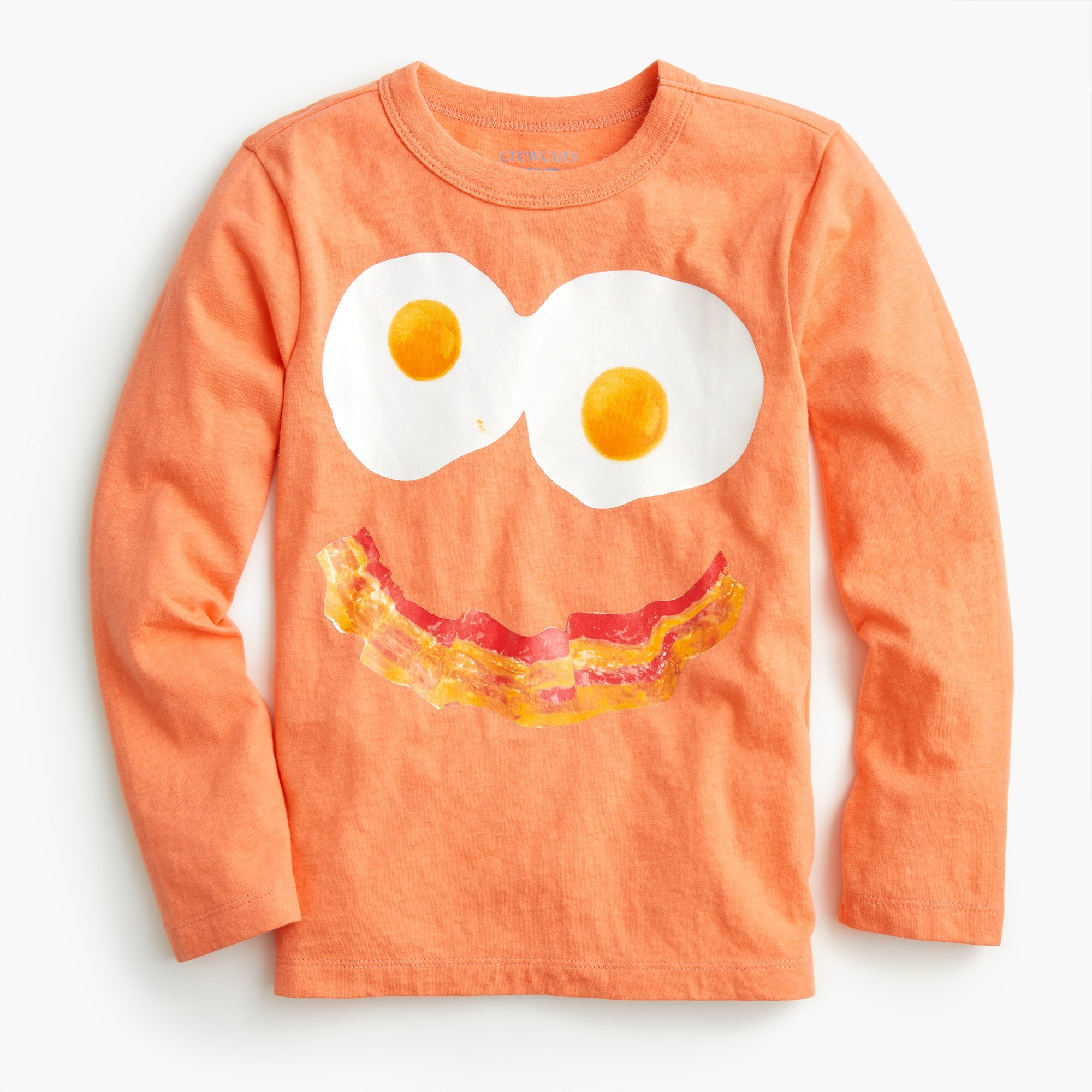 boys Kids' bacon and eggs T-shirt