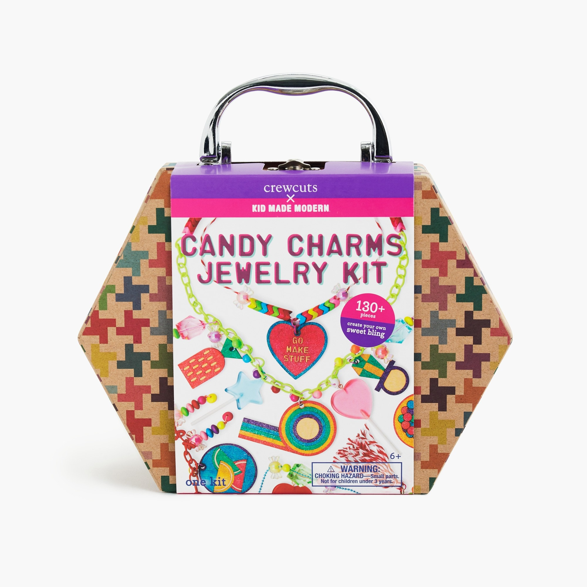girls Girls' crewcuts X Kid Made Modern make-your-own jewelry kit