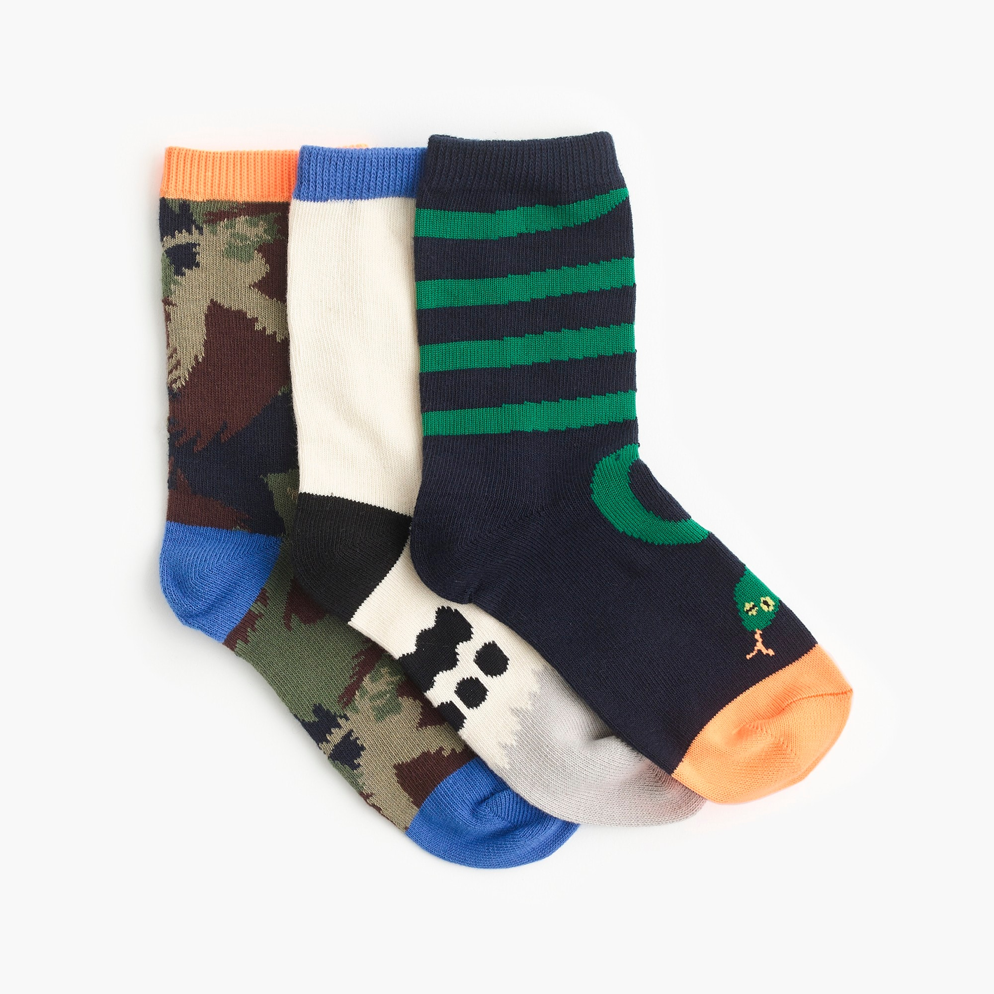 boys Boys' trouser socks three-pack