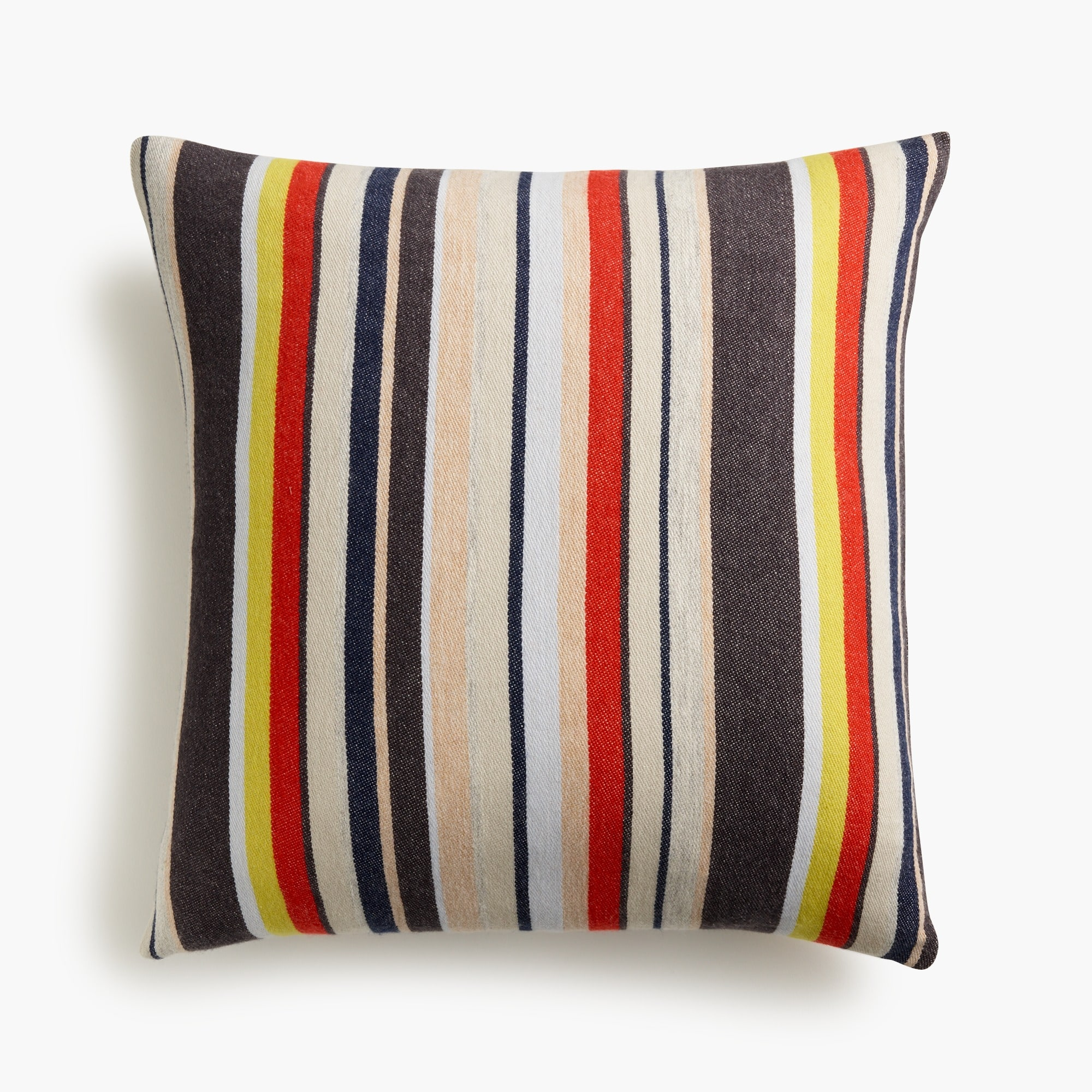 Image 3 for J.Crew Home multistripe pillow