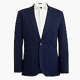 Slim Thompson unstructured blazer in flex chino