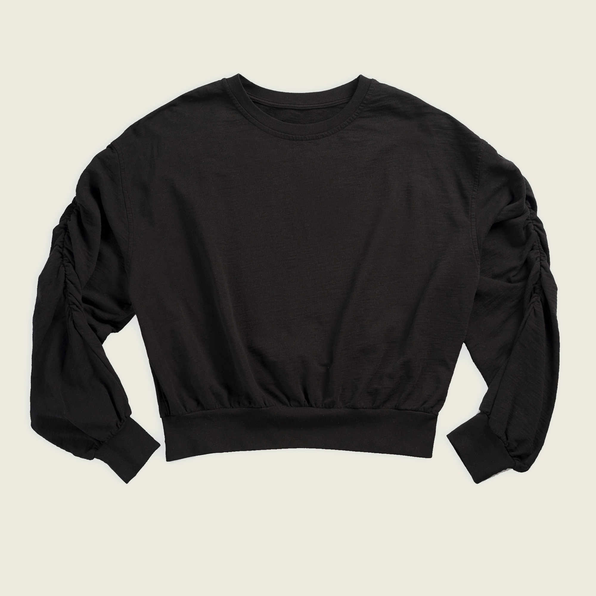 womens Chill by Will™ Sam popover sweater with shirring