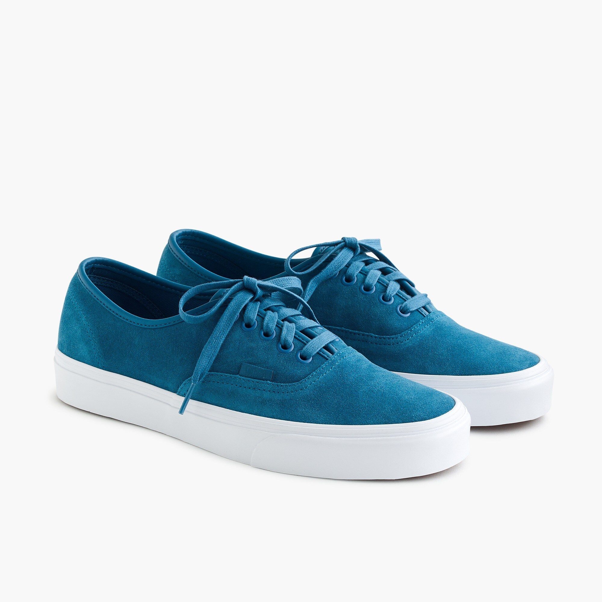 mens Vans® Soft Suede Authentic
