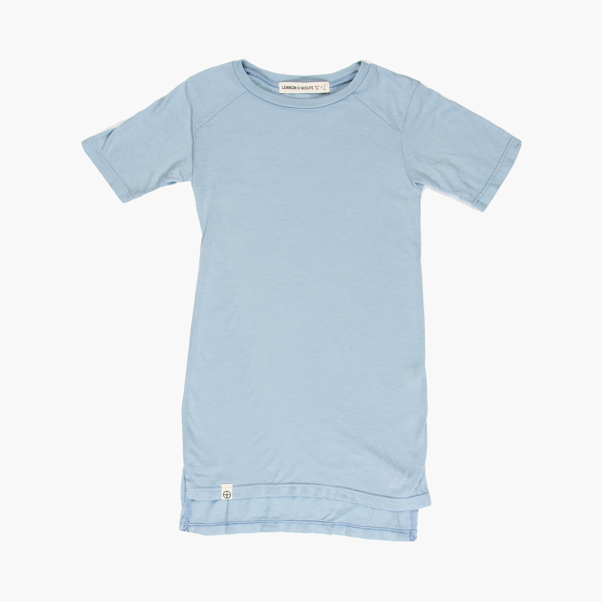 girls Kids' Lennon + Wolfe™ Luna T-shirt dress