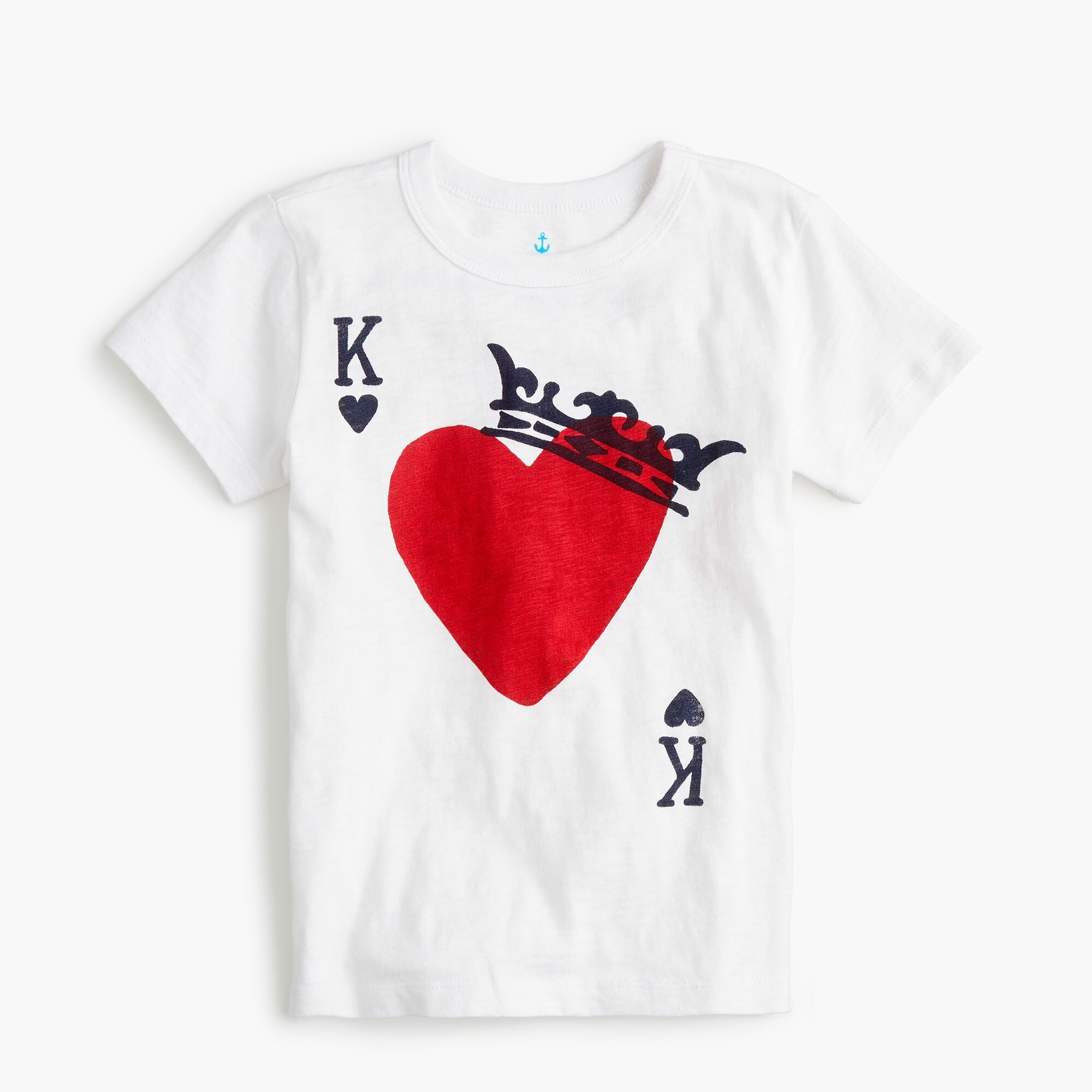 boys Kids' King of Hearts T-shirt