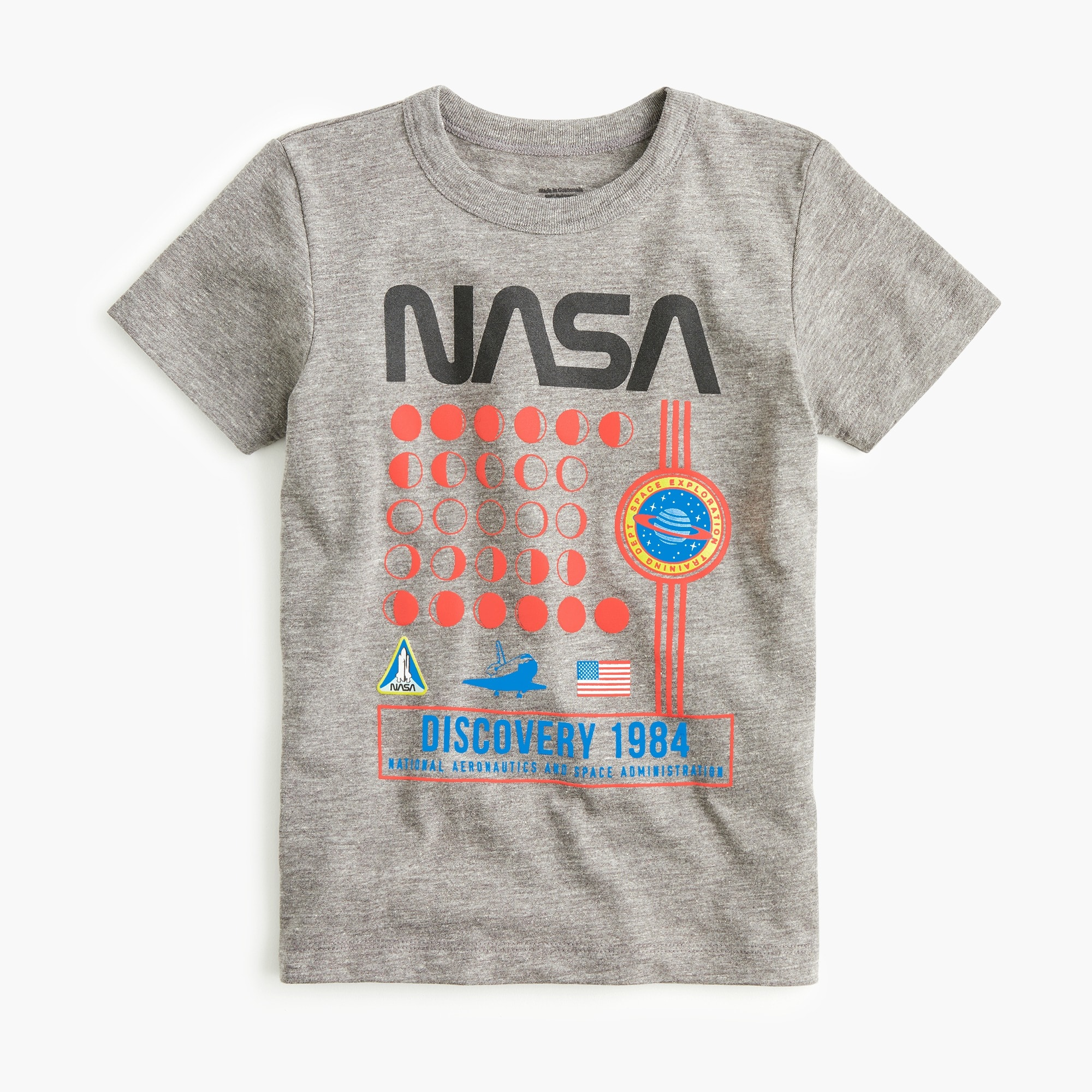 boys Kids' NASA T-shirt