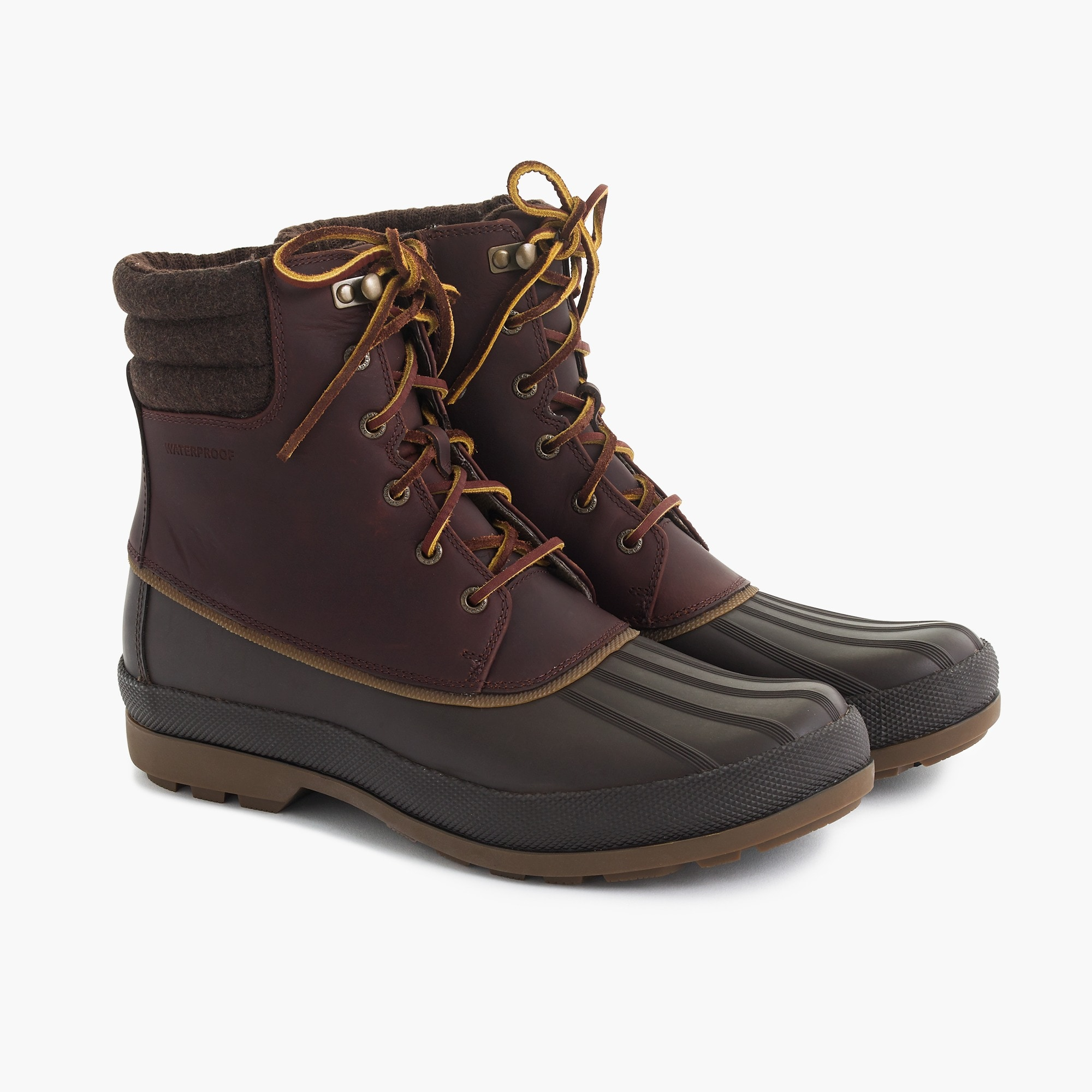 mens Sperry® Cold Bay Ice+ boots