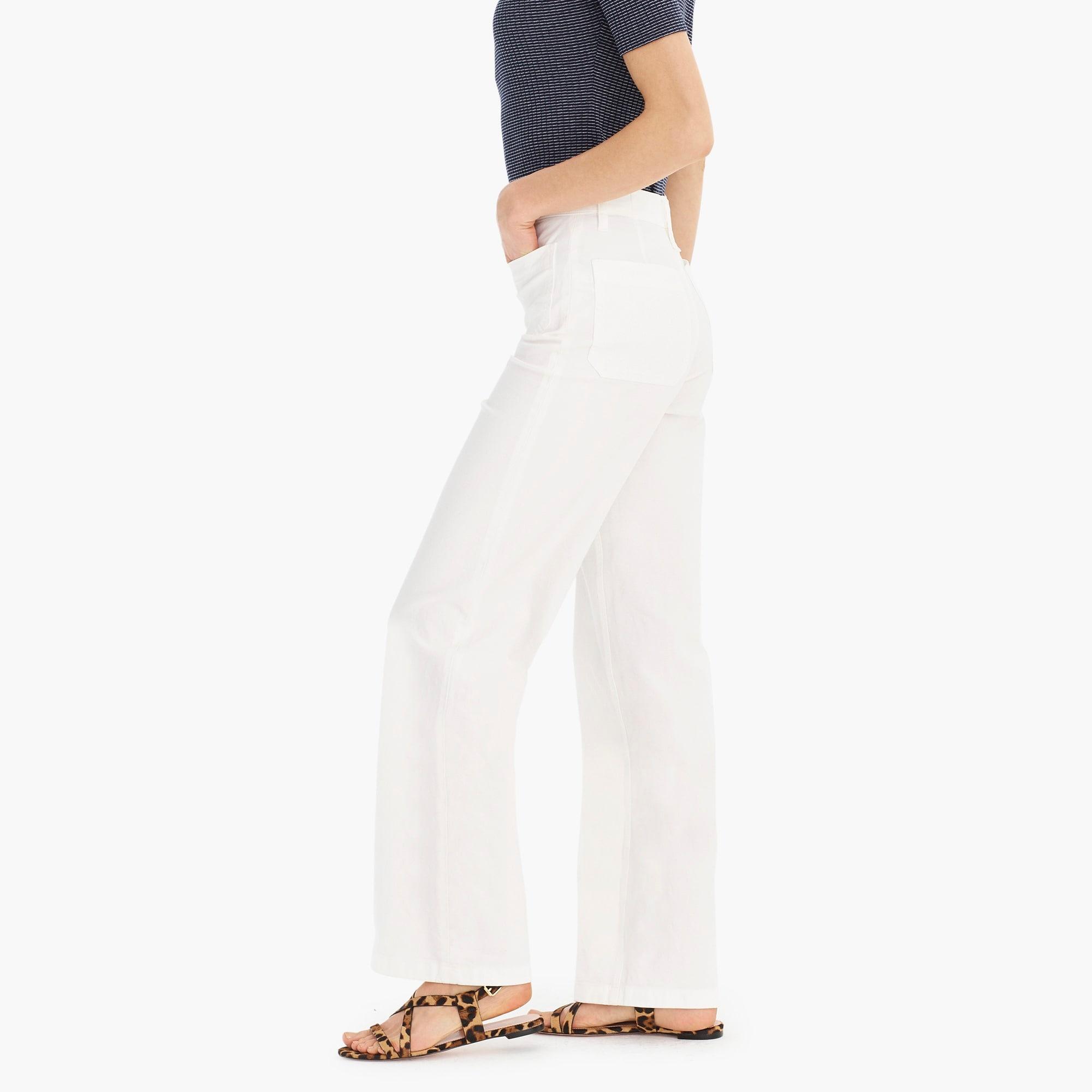 Point Sur wide-leg full-length pant