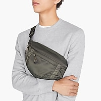 Destination waist pack in nylon