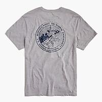 Montauk Point graphic T-shirt