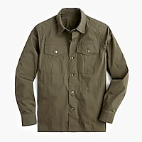 Wallace & Barnes military overshirt