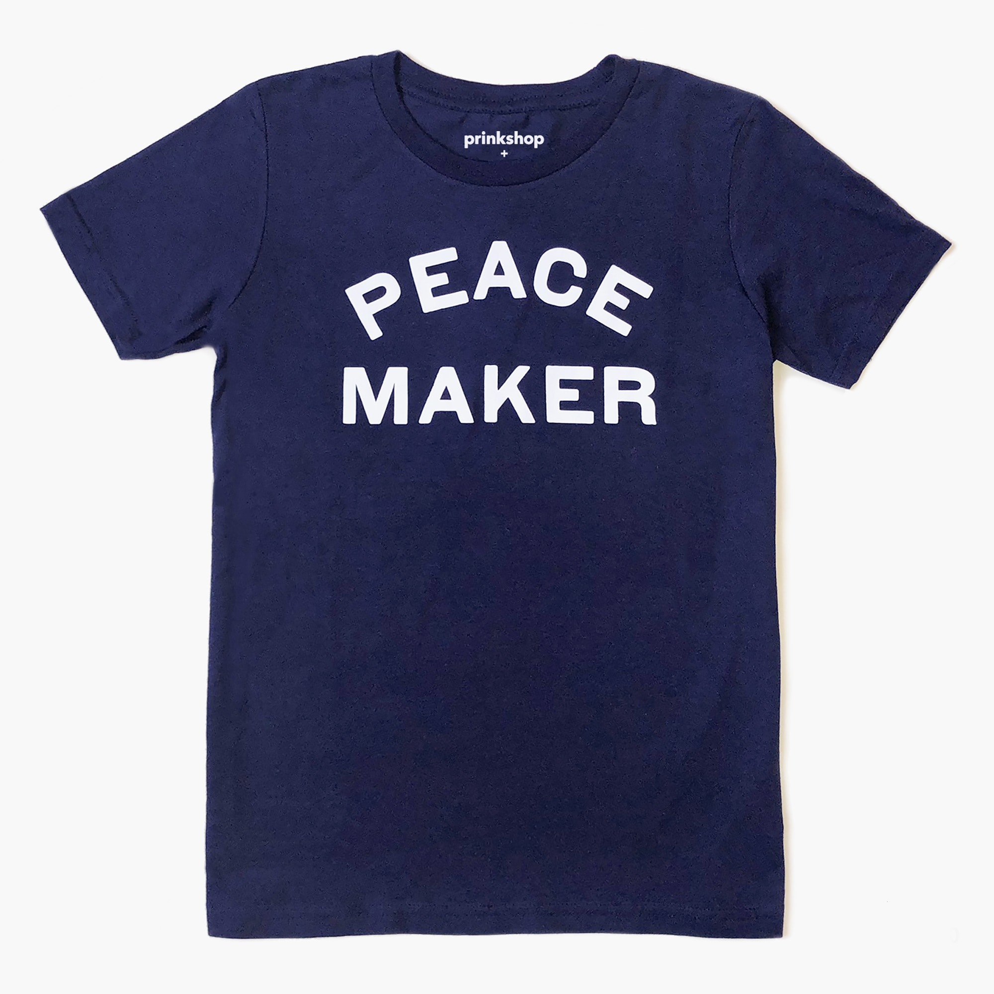 "boys Kids' prinkshop ""peace maker"" T-shirt"