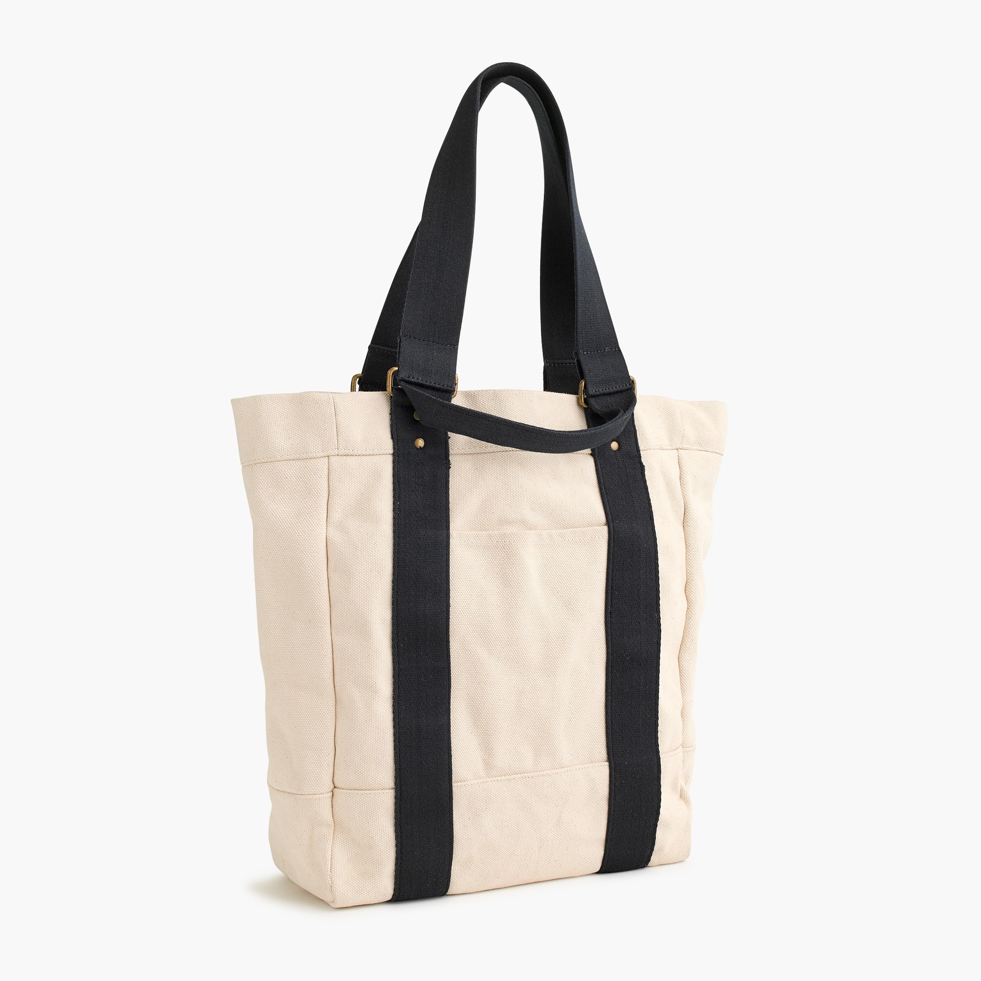 mens Rugged canvas tote bag